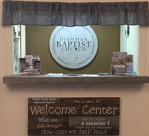 Dishman Baptist Church Live Stream