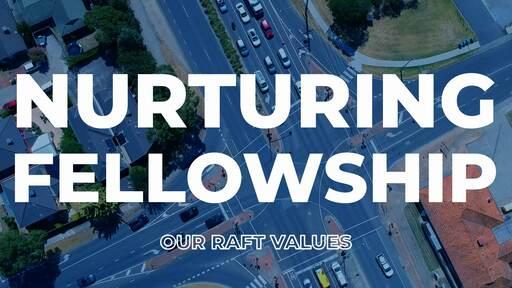 Nurturing Fellowship