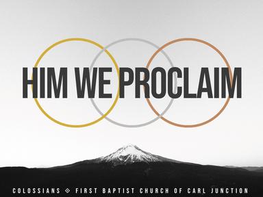 Walk in Christ - Col. 2:6-7