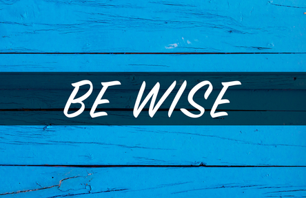 Be Wise and Get Wisdom