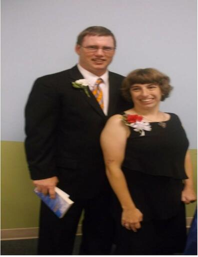 Pastor Cory And Amand Hearnsberger