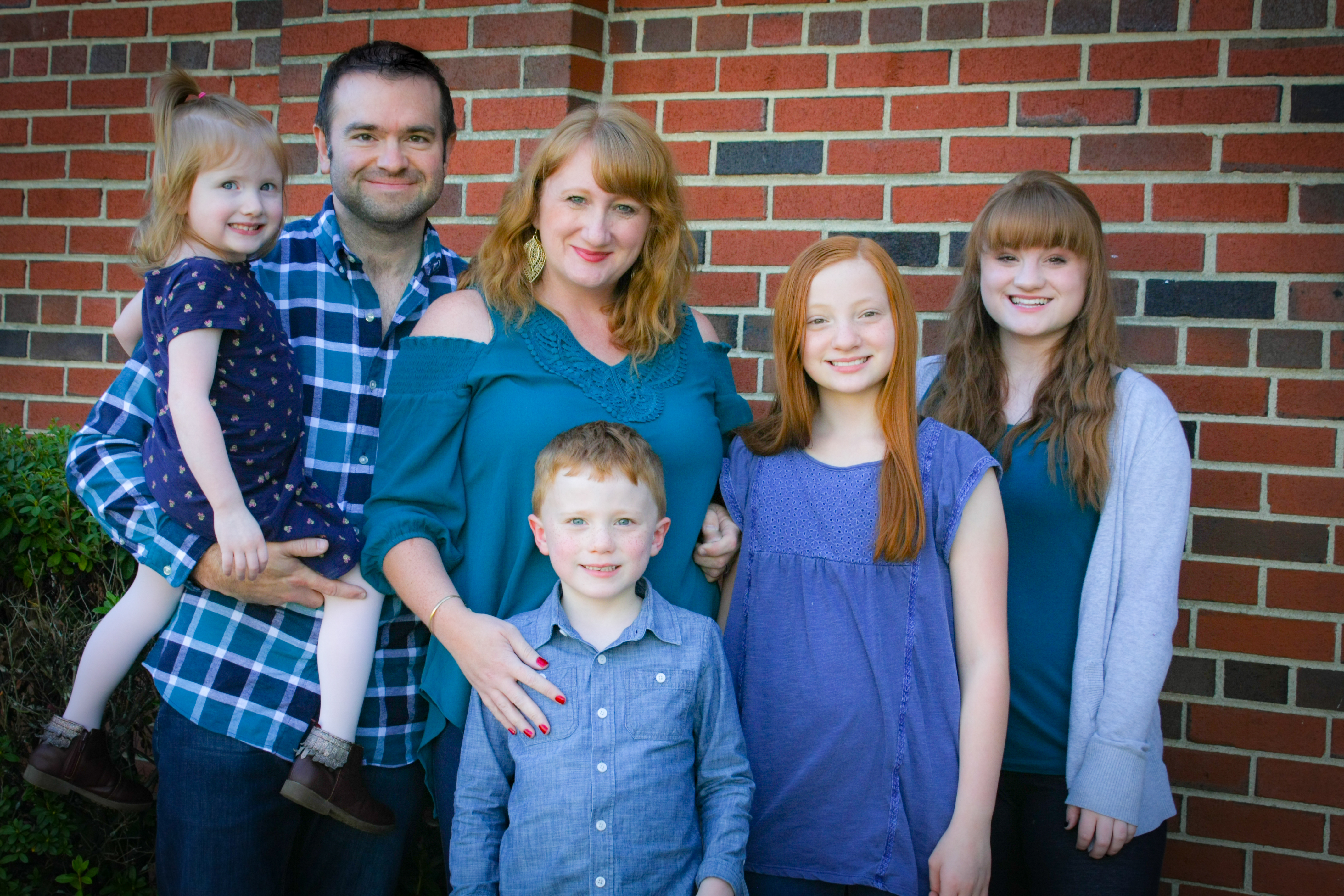 Pastorfamily