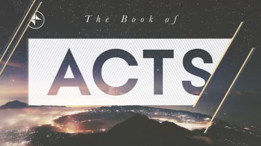 Sunday June 23rd 11am - Acts.9:1-20 - 'The way in is the way on'.