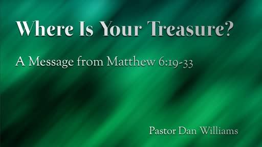 Worship Service 6/23/19