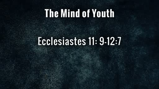 The Mind Of  Youth