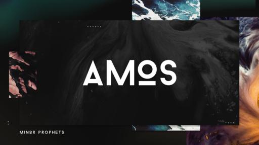 Amos - June 23, 2019
