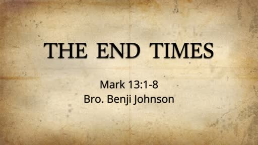 The End Times