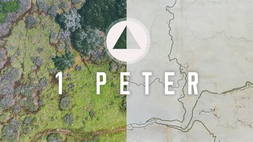 1 Peter 2:4-8 - The Life of a Stone
