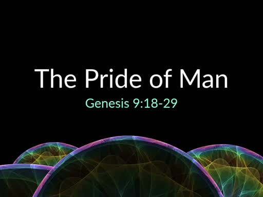 The Pride of Man