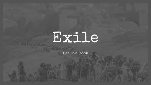 Eat This Book - Exile