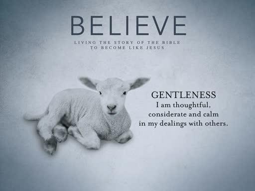 Believe: Gentleness