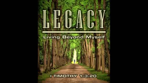 Legacy - Priorities