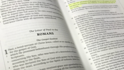The New Solution: Romans 3