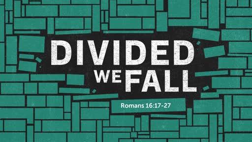 Romans 16:17-27A