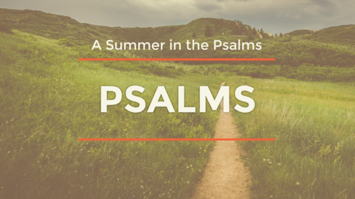 A Summer in the Psalms