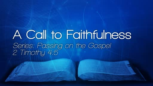 A Call to Faithfulness