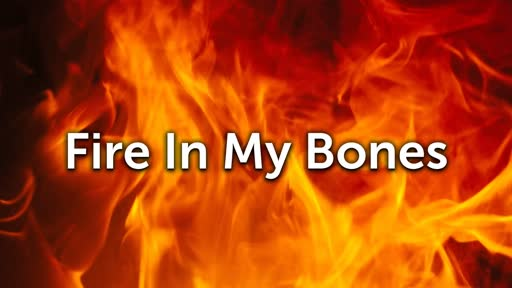 Fire In My Bones