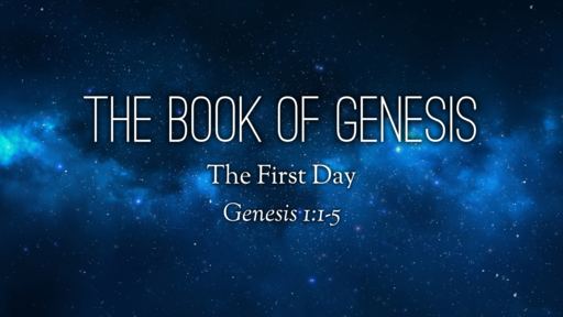 The Book of Gensis