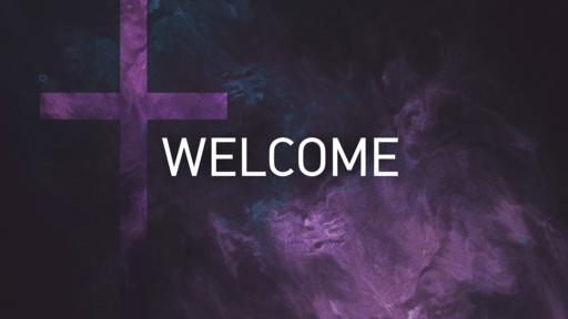 Purple Cross Texture