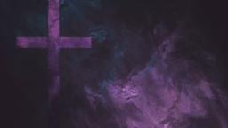 Purple Cross Texture content c PowerPoint image