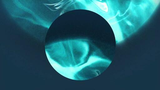 Blue Circle - Content - Motion