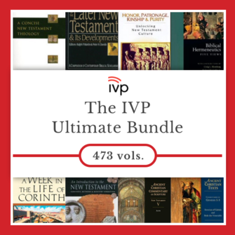 IVP Ultimate Bundle (473 vols.)