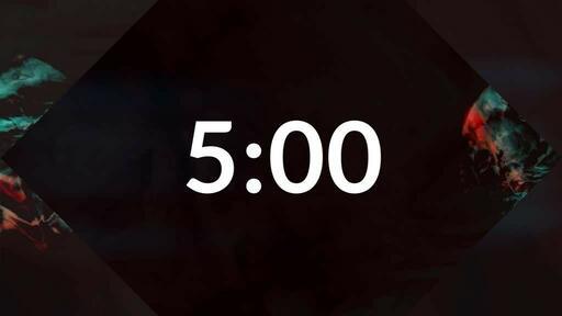 Green Diamond - Countdown 5 min