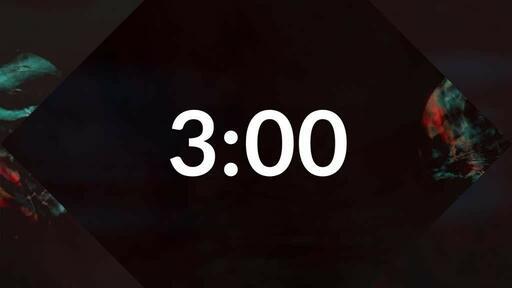 Green Diamond - Countdown 3 min