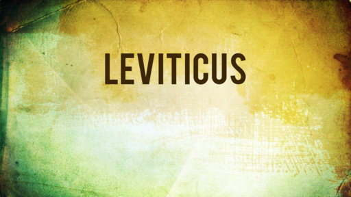 Leviticus 25-26 - Sabbaths, Jubilees, Blessings and Curses – Choose obedience, rest and trust
