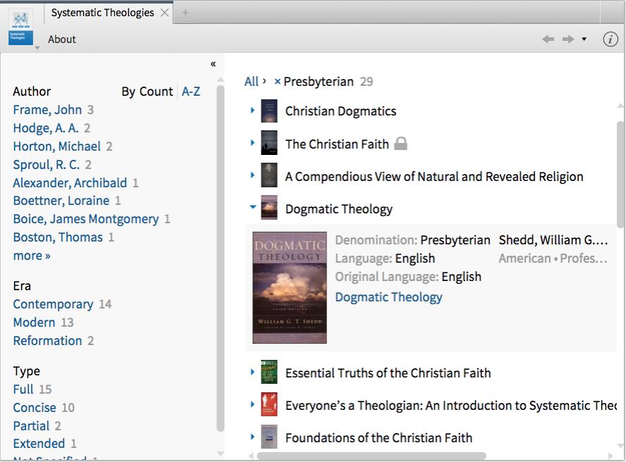 Systematic Theologies Interactive Thumbnail