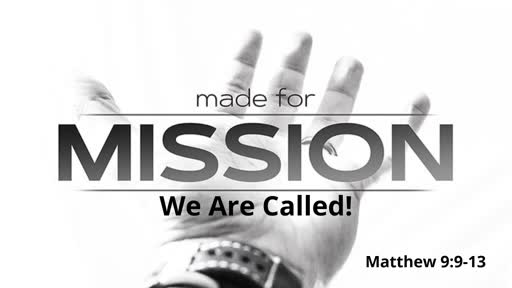 Made for Mission (Summer 2019)