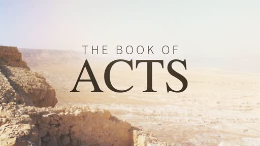 Acts 2:16-47