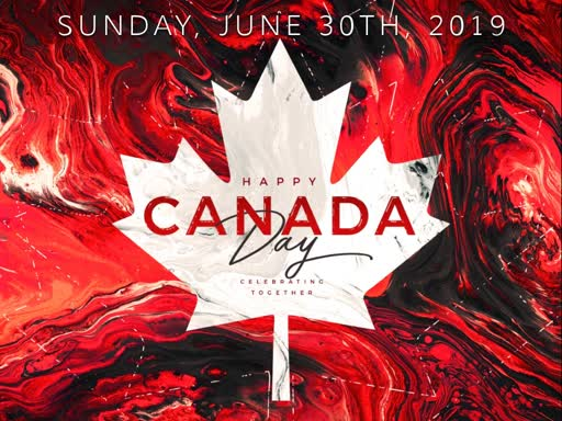 June 30th, Canada Day &  Commissioning Holy Communion