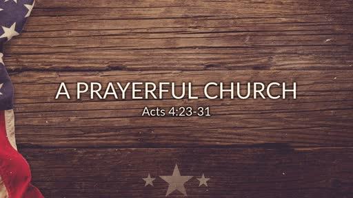 A Prayerful Church
