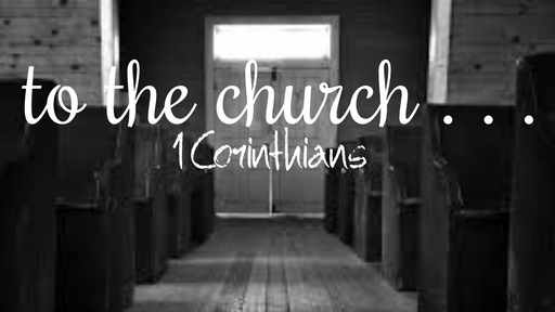 The Book of 1 Corinthians