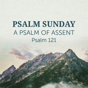 Psalm Sundays