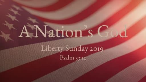 A Nation's God