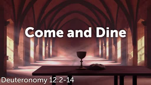 Come and Dine 06/30