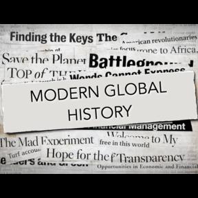 Modern Global History (Spring 2016)