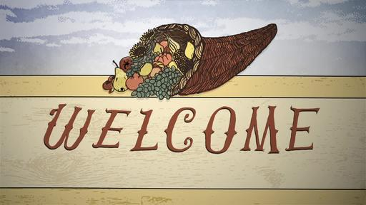 Rich Harvest - Welcome