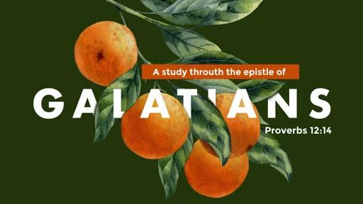 Defending the Freedom       Galatians 2