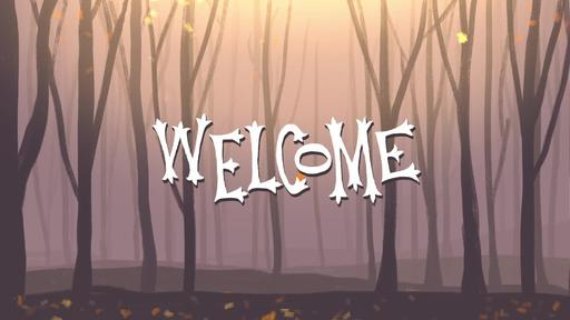 Autumn Forest - Welcome