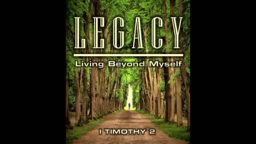 Legacy - Worship