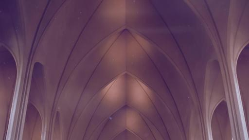 Church Ceiling - Content - Motion