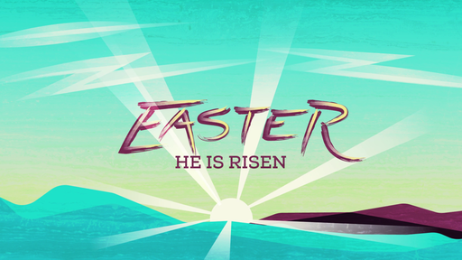 Sun Rays - He is Risen