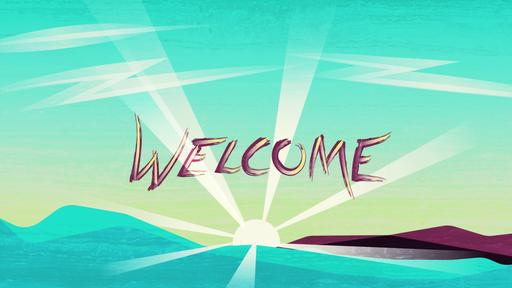 Sun Rays - Welcome
