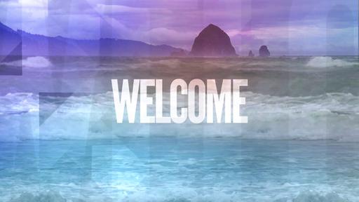 Prismatic Ocean - Welcome