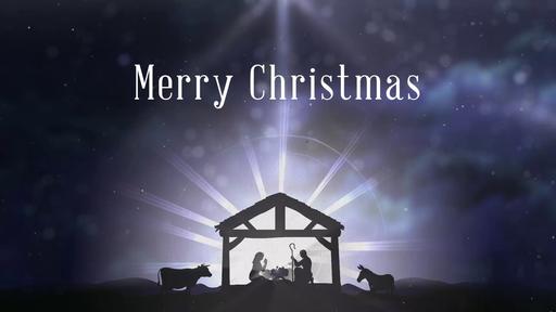 Christmas: Bright Star - Merry Christmas
