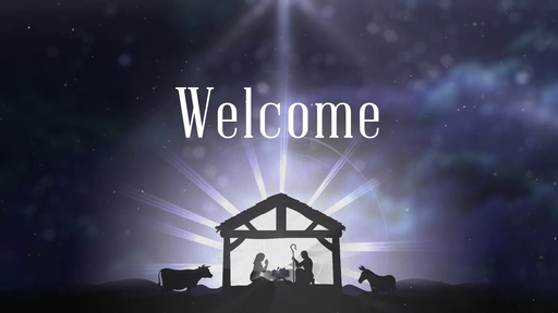 Christmas: Bright Star - Welcome