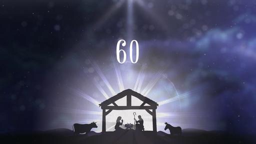 Christmas: Bright Star - Countdown 1 min